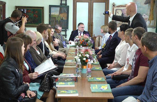 Posiedzenie Klubu Galicyjskiego w Żytomierzu