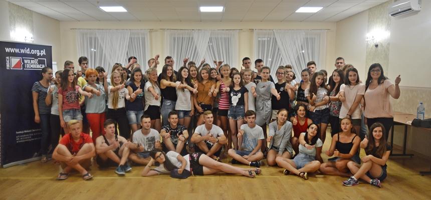 Młodzi Liderzy z Ukrainy w Warszawie