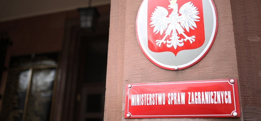 Zawieszenie działalności polskich placówek konsularnych na Ukrainie