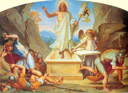 Alleluja! Chrystus zmartwychwstał!